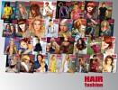Oblikovanje in prelom revije za frizerje Hair Fashion Slovenia od leta 2004