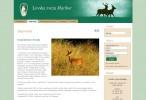Zasnova, oblikovanje in izdelava spletnega mesta Lovske zveze Maribor