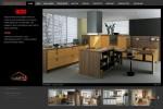 Razvoj in informacijska zasnova spletne strani podjetja Hiša kuhinj