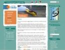 Razvoj, kreativna zasnova in oblikovna prenova spletne strani Turistične agencije Helia