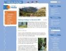 Razvoj, kreativna zasnova in oblikovna prenova spletne strani Hiking Slovenia